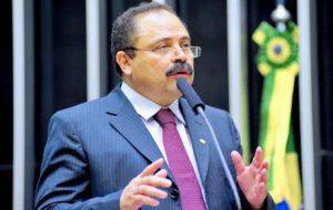 Visita do Vice-Presidente da Câmara dos Deputados do Brasil, Deputado Waldir Maranhão, e sua delegação