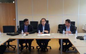 Vice-Presidente da camara de deputados do Brasil e deputados da comissão de defesa dos direitos da pessoa idosa visitaram a associação
