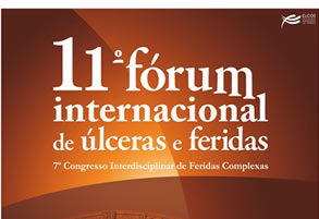 11º Fórum Internacional de Ulceras e Feridas